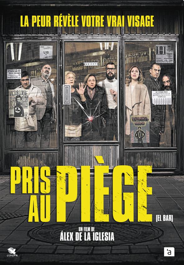 Pris au Piège - Film (2017)