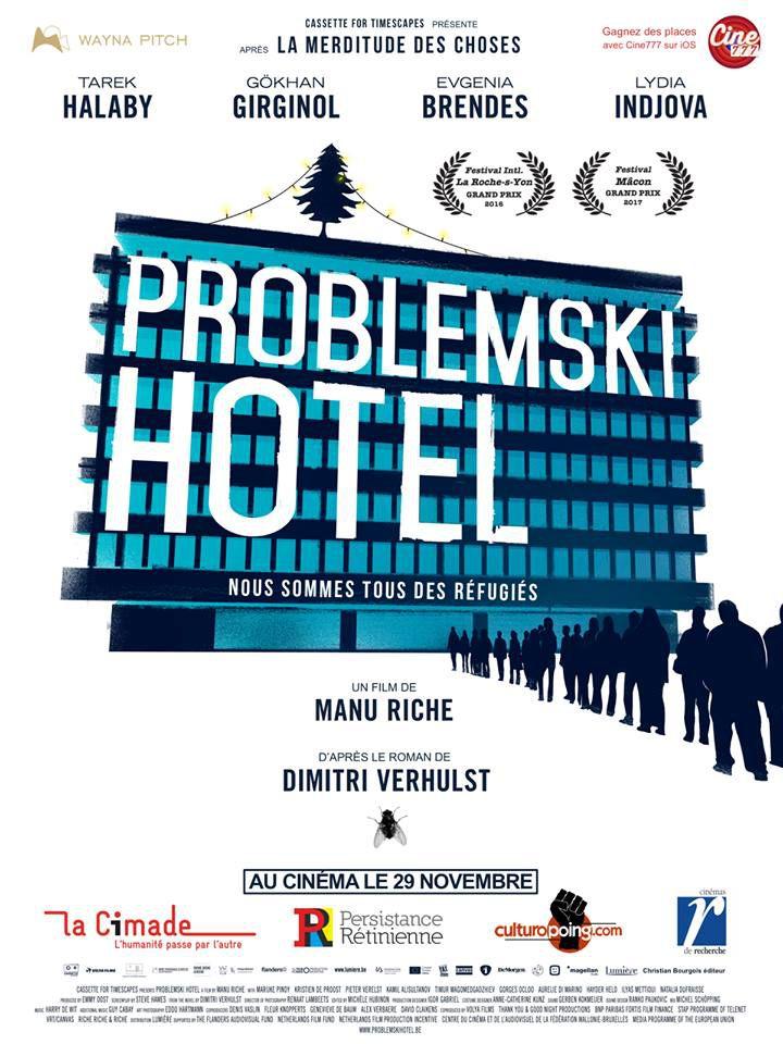 Problemski Hotel - Film (2015)