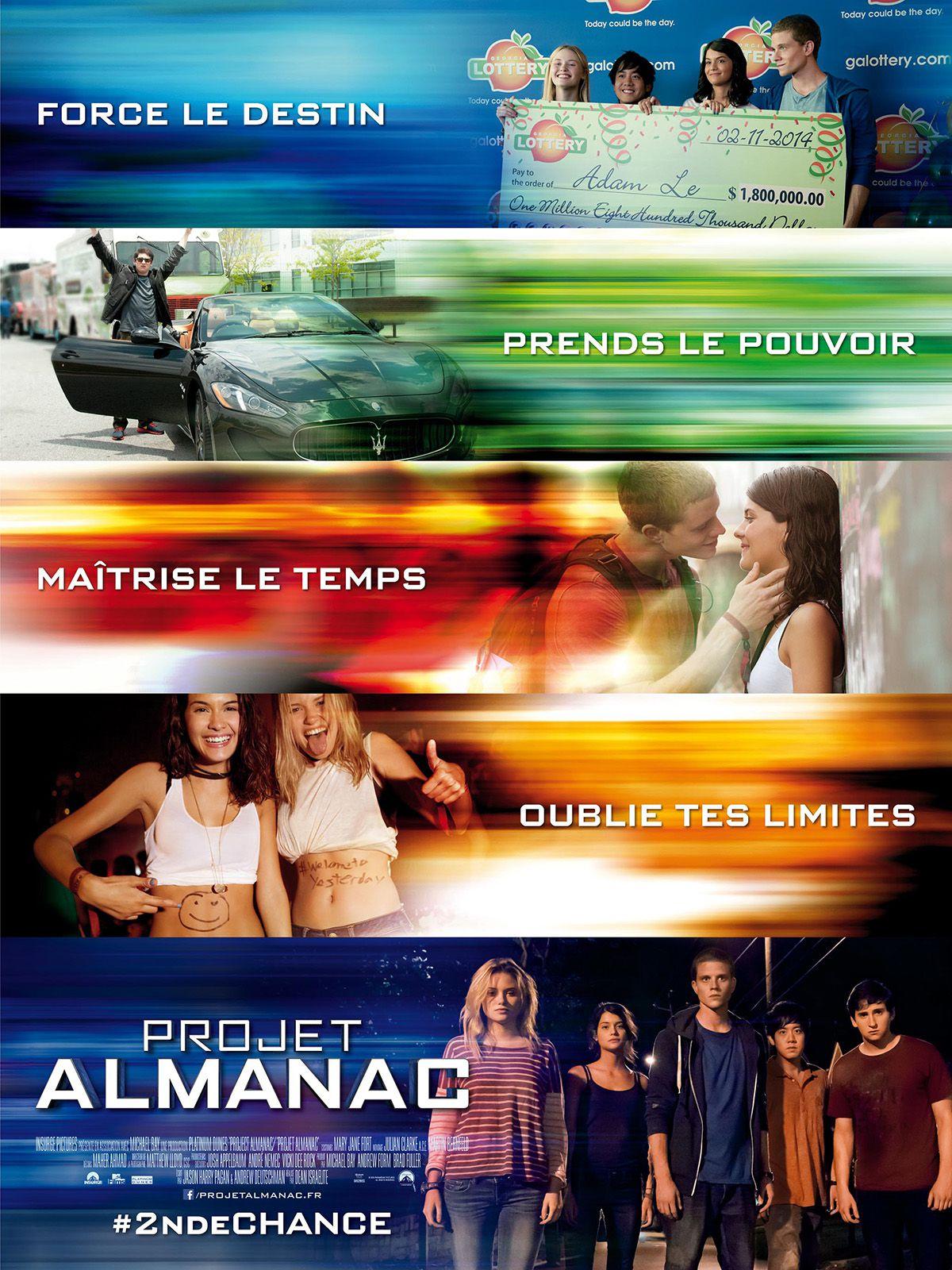Projet Almanac - Film (2014)