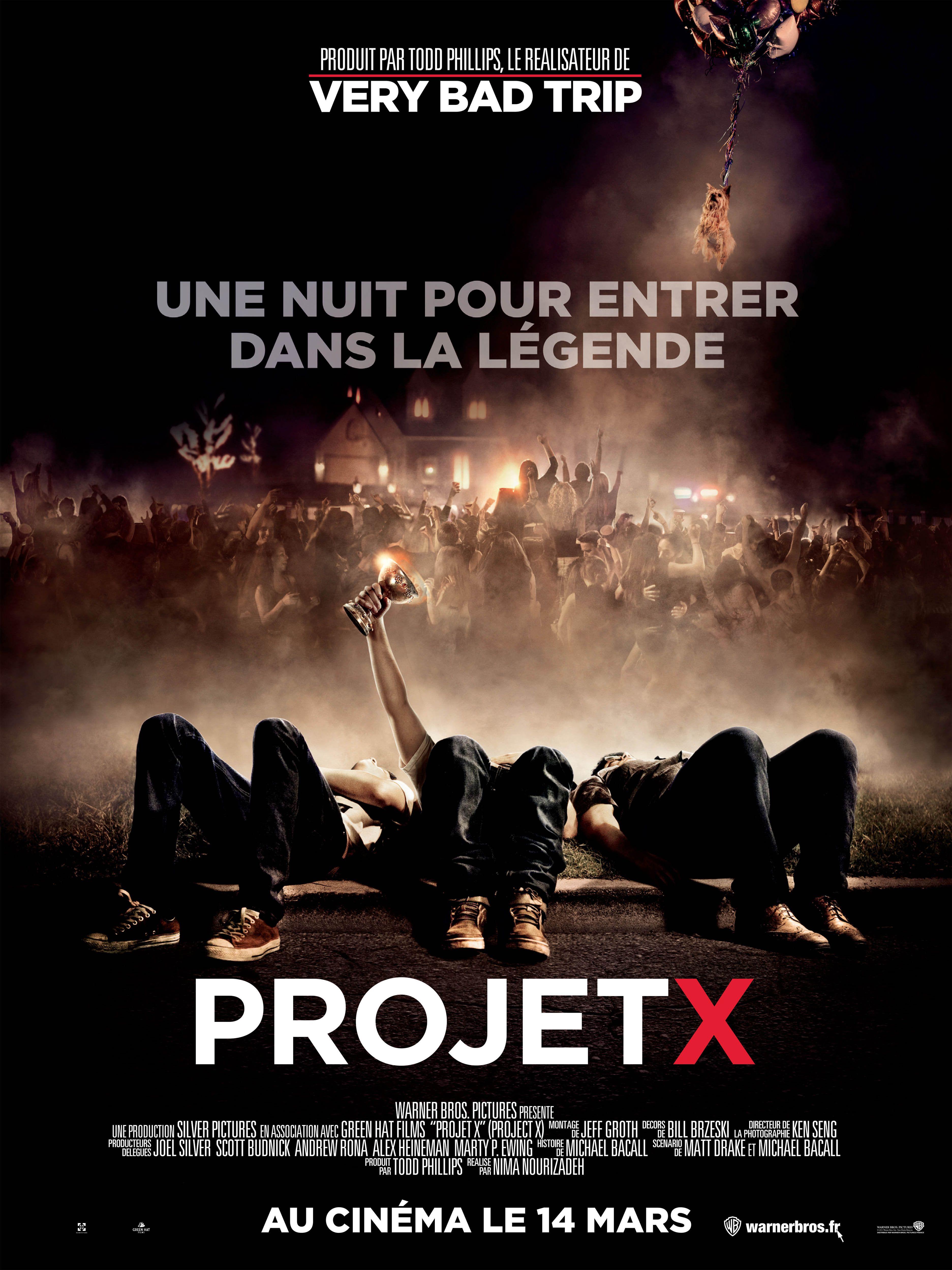Projet X - Film (2012)