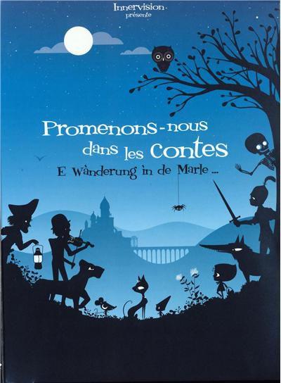 Promenons nous dans les contes - Long-métrage d'animation (2013)