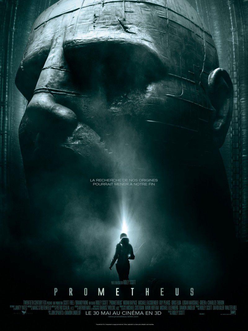 Prometheus - Film (2012)