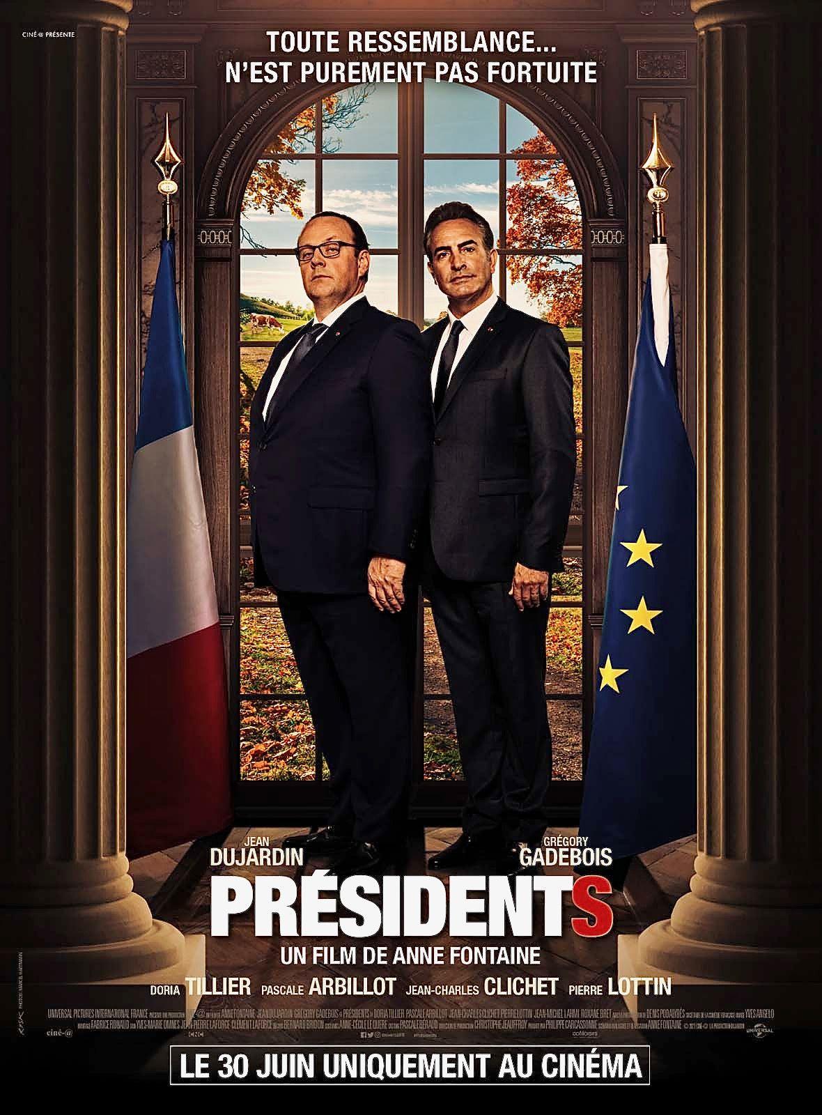 Présidents - Film (2021)
