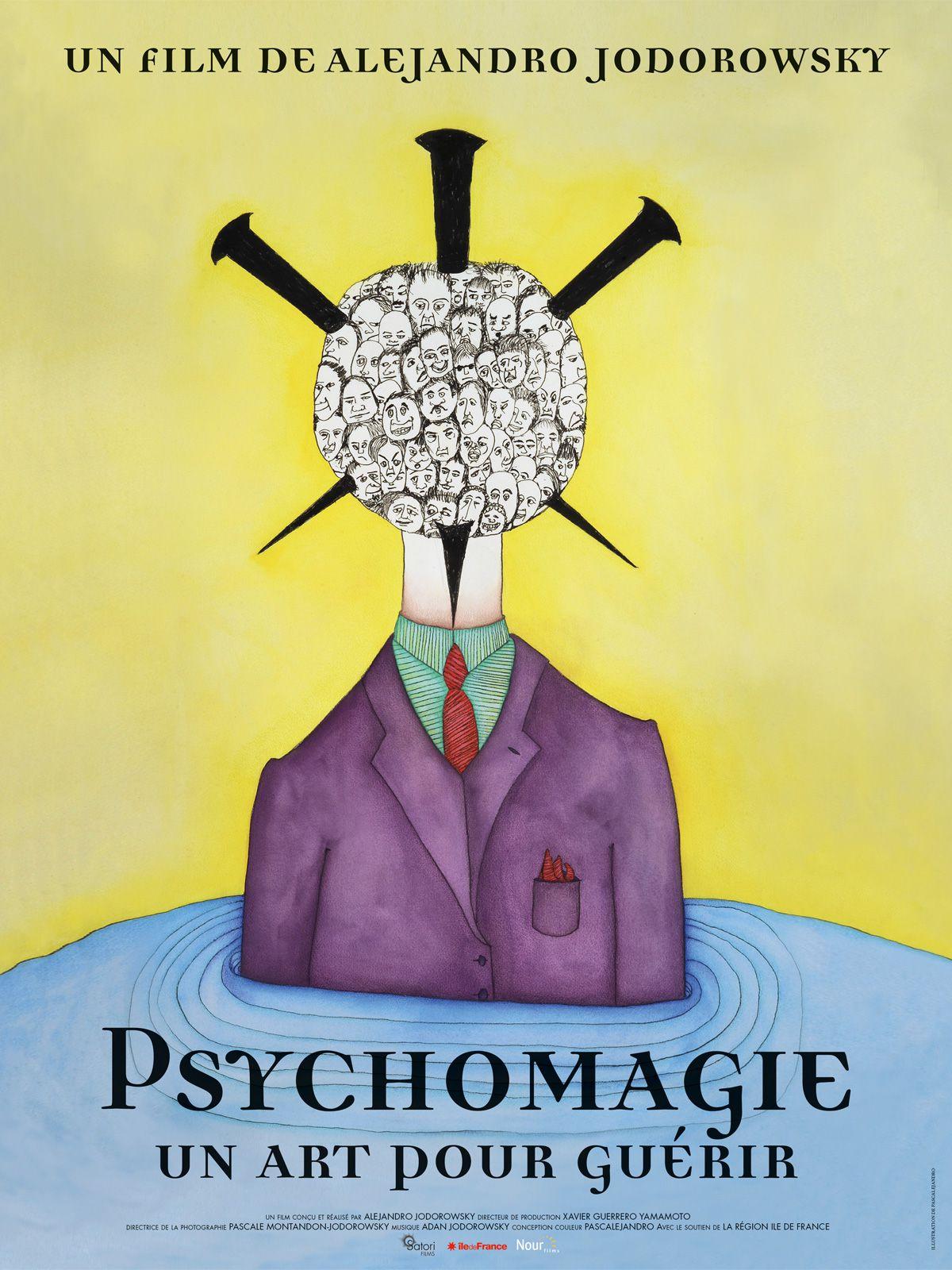 Psychomagie, un art pour guérir - Documentaire (2019)