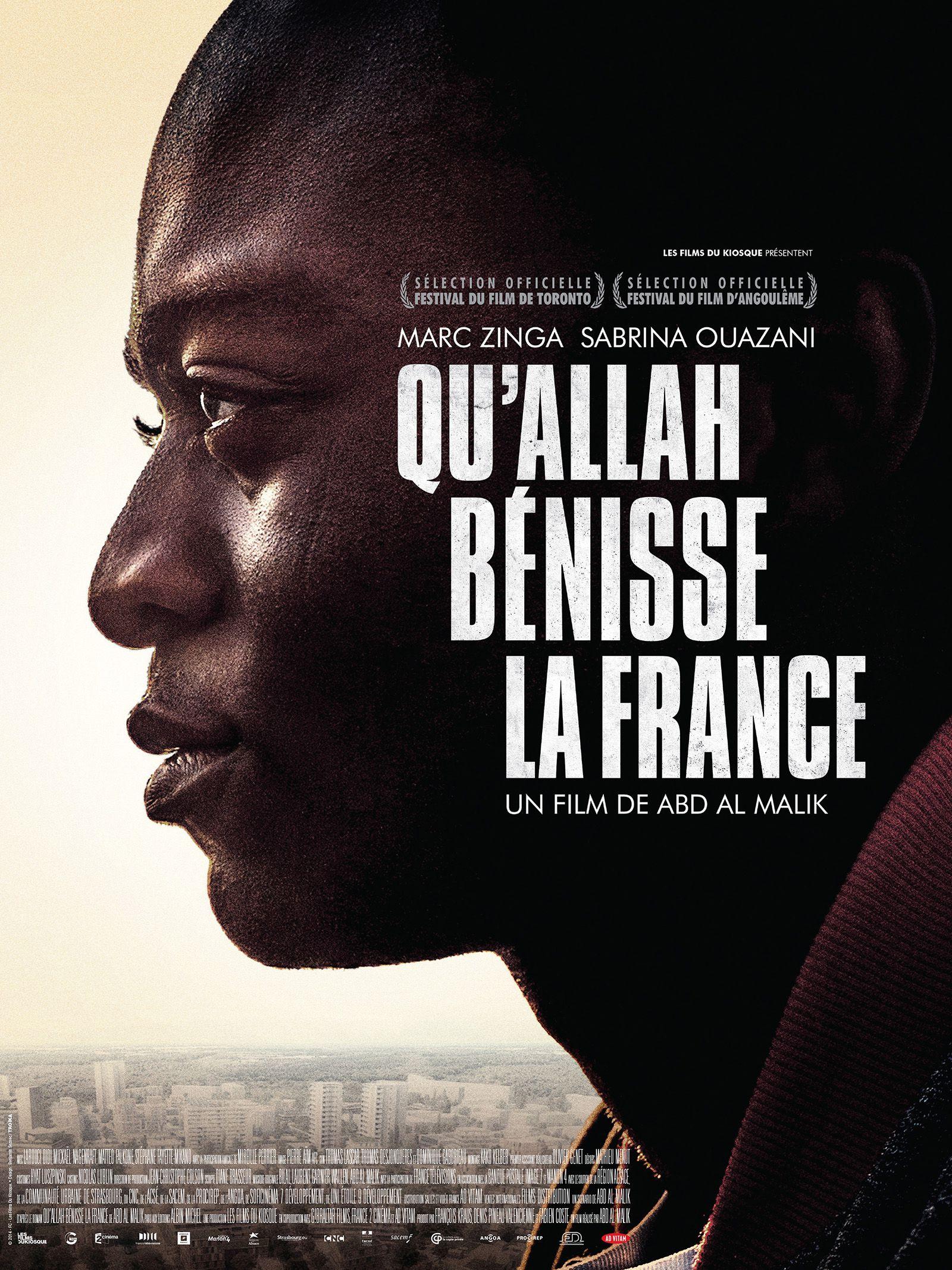 Qu'Allah bénisse la France - Film (2014)