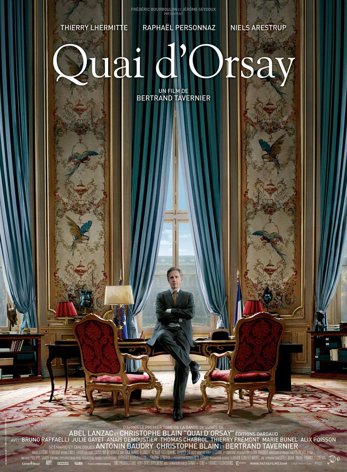 Quai d'Orsay - Film (2013)