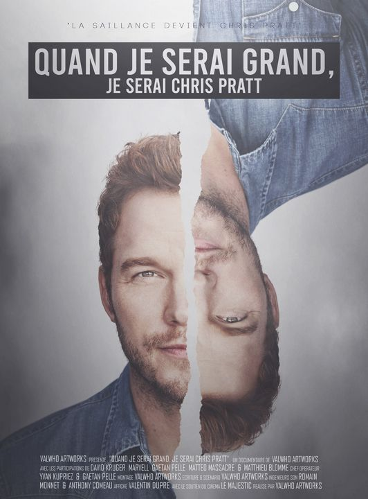 Quand je serai grand, je serai Chris Pratt - Documentaire (2019)