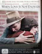 Quand l'amour ne suffit plus : l'histoire de Loïs Wilson - Film (2010)
