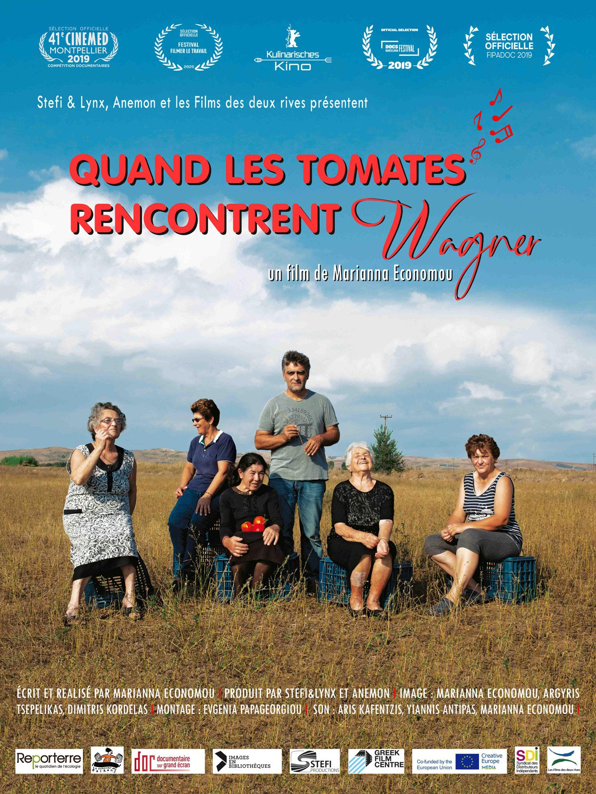 Quand les tomates rencontrent Wagner - Documentaire (2020)