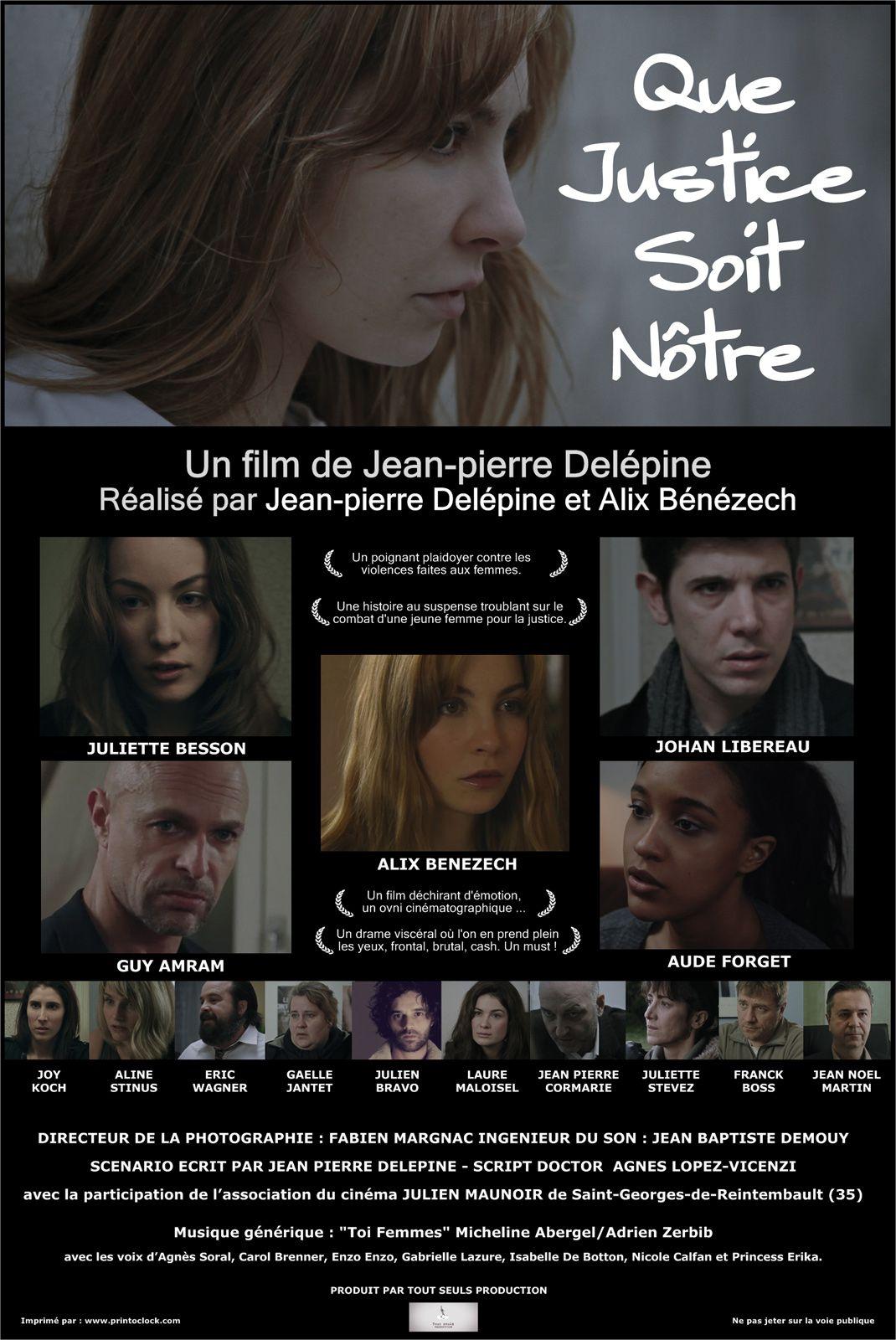 Que Justice soit Nôtre - Film (2014)
