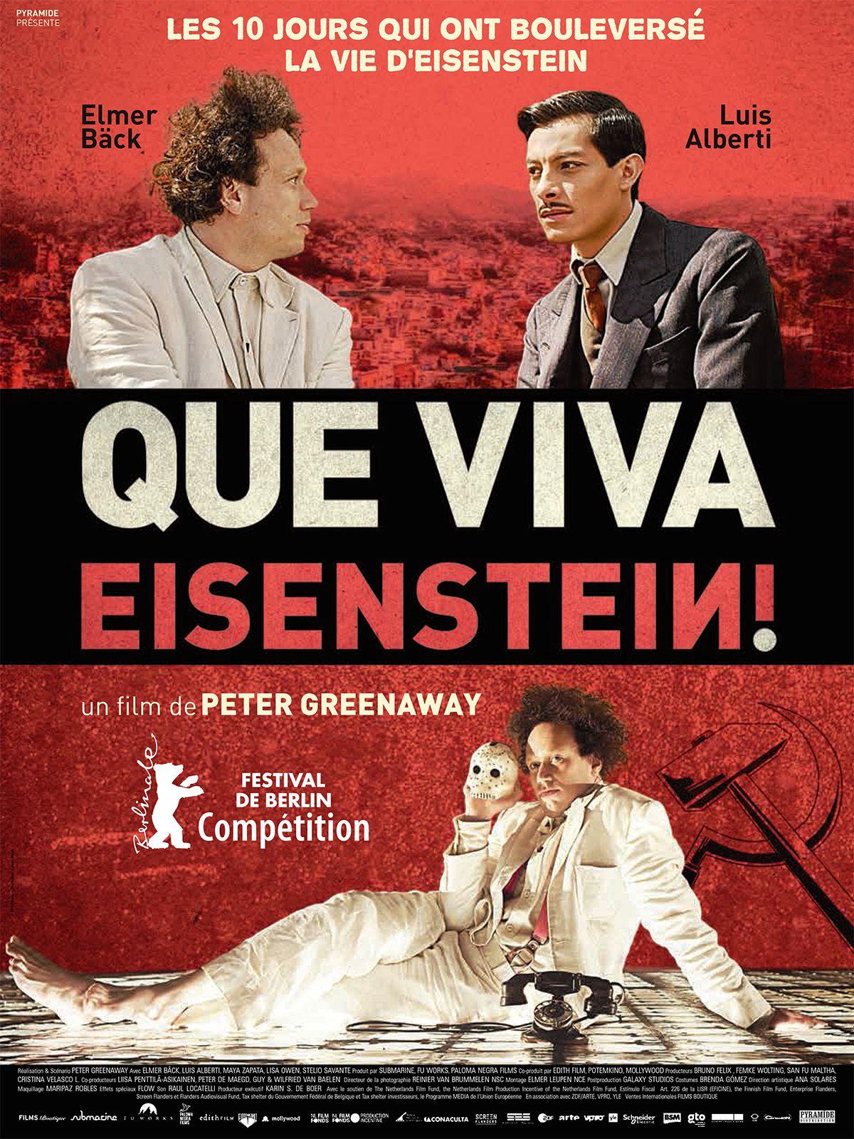 Que Viva Eisenstein ! - Film (2015)