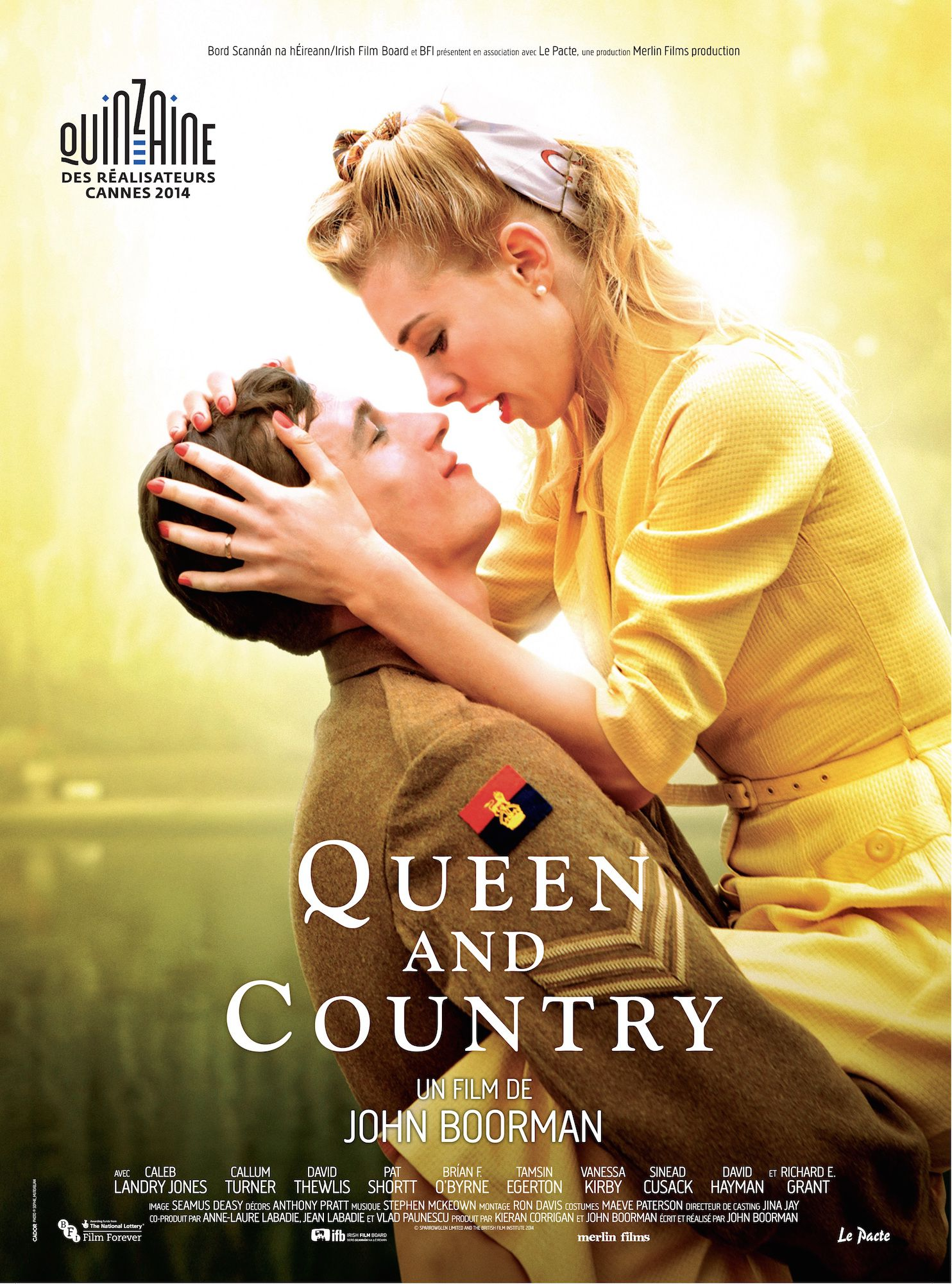 Queen and Country - Film (2014)