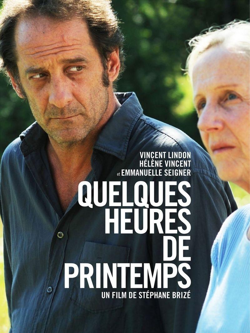 Quelques heures de printemps - Film (2012)