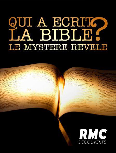 Qui a écrit la Bible ? Le mystère révélé - Documentaire (2021)