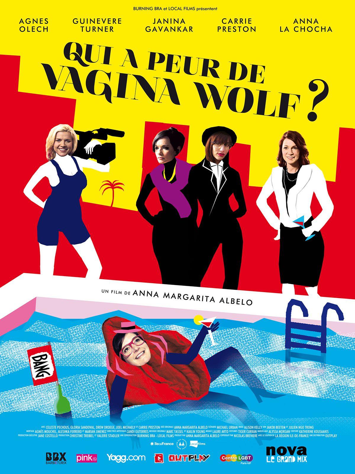Qui a peur de Vagina Wolf ? - Film (2014)