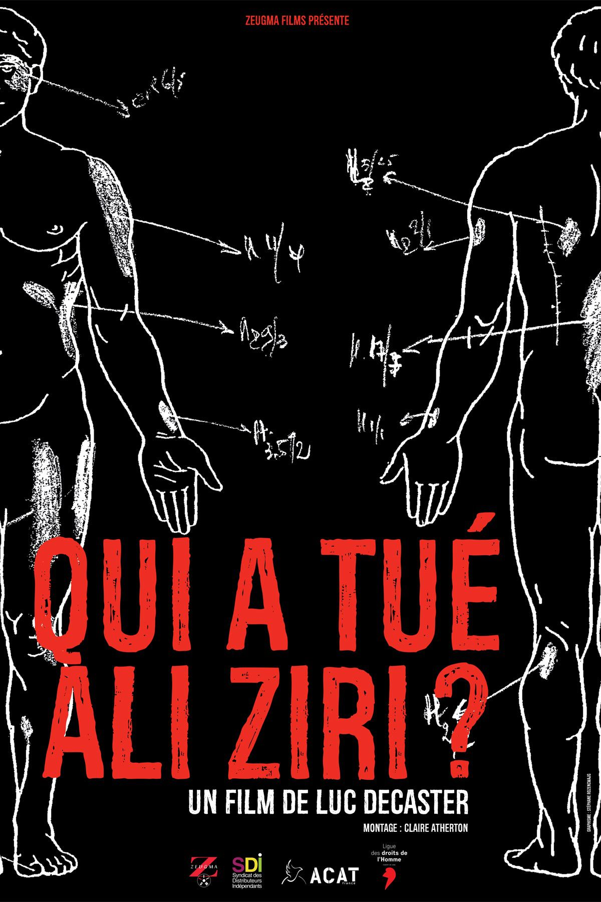 Qui a tué Ali Ziri ? - Documentaire (2015)