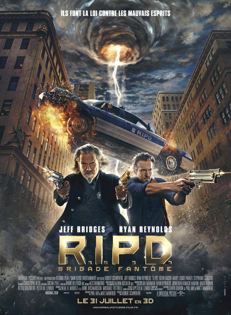 R.I.P.D. Brigade Fantôme - Film (2013)
