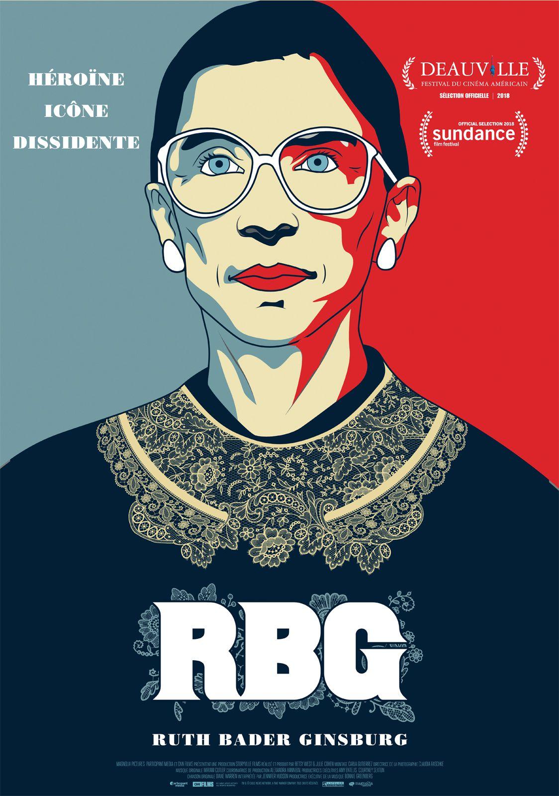 RBG - Documentaire (2018)