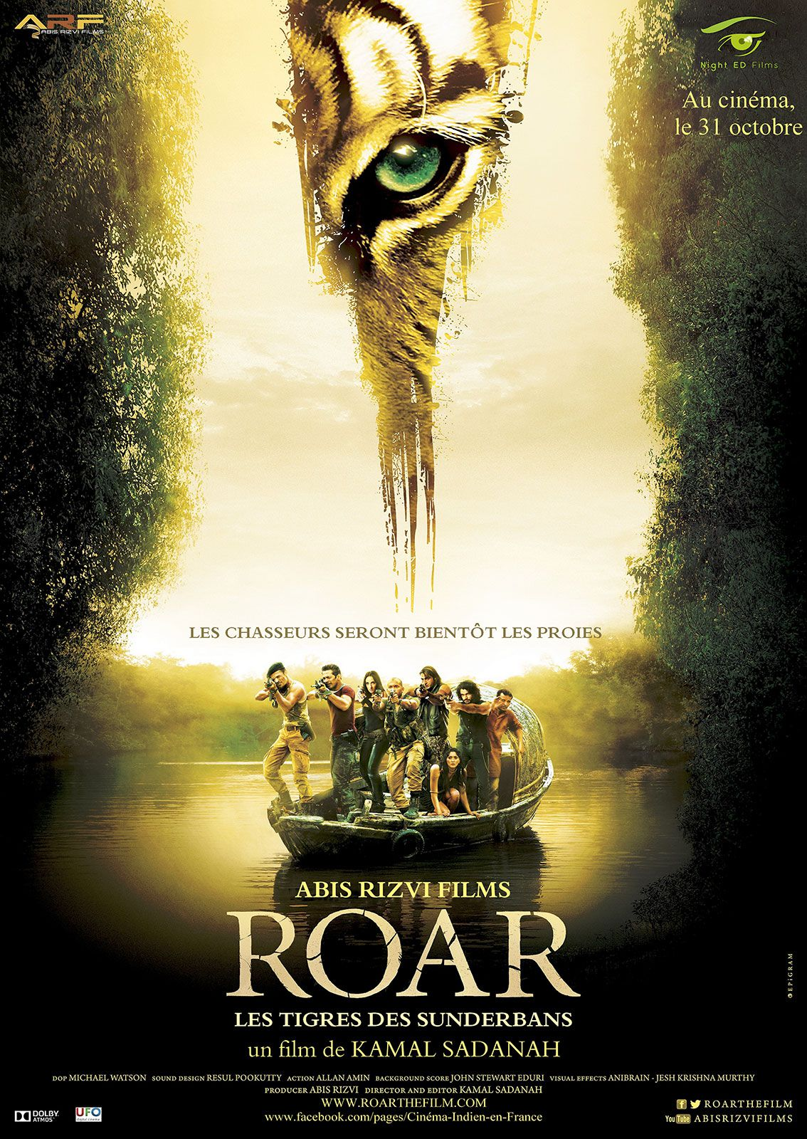 ROAR – Les Tigres des Sunderbans - Film (2014)