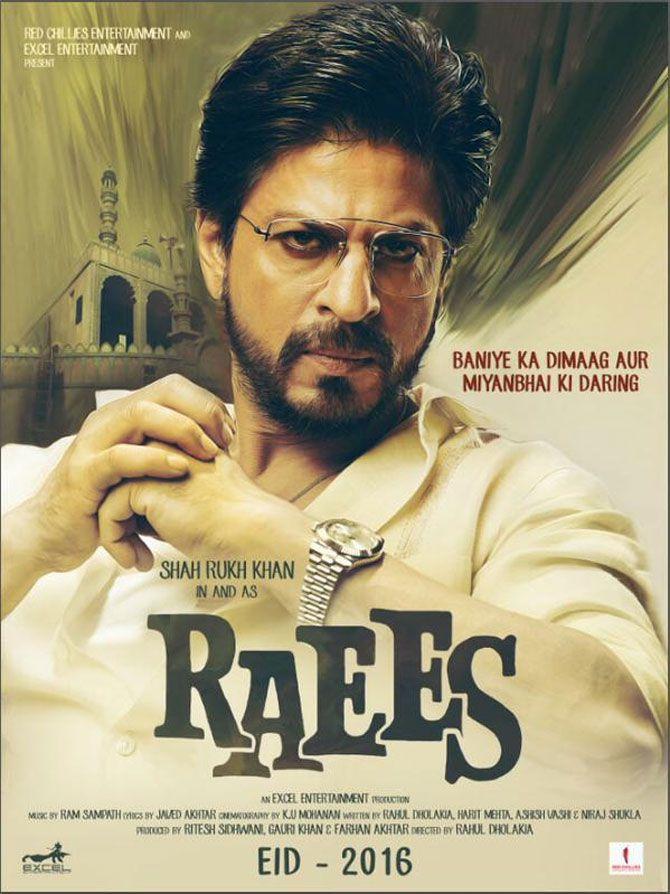 Raees - Film (2017)
