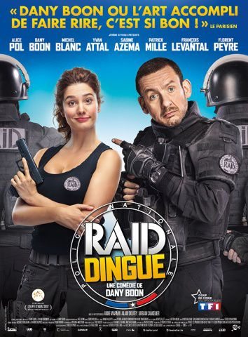 Raid Dingue - Film (2017)