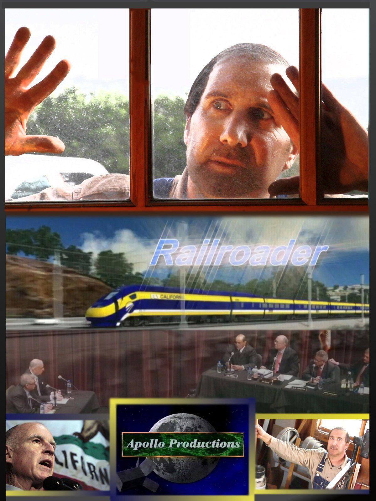 Railroader - Documentaire (2012)