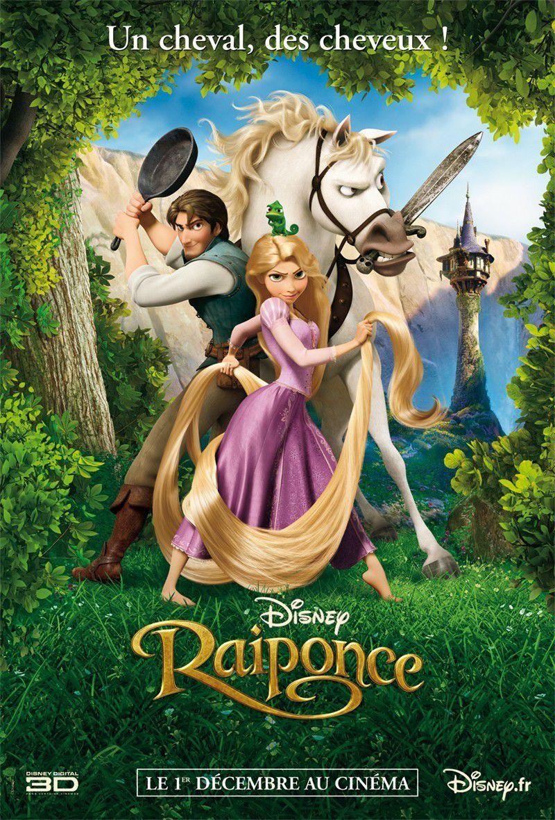 Raiponce - Long-métrage d'animation (2010)