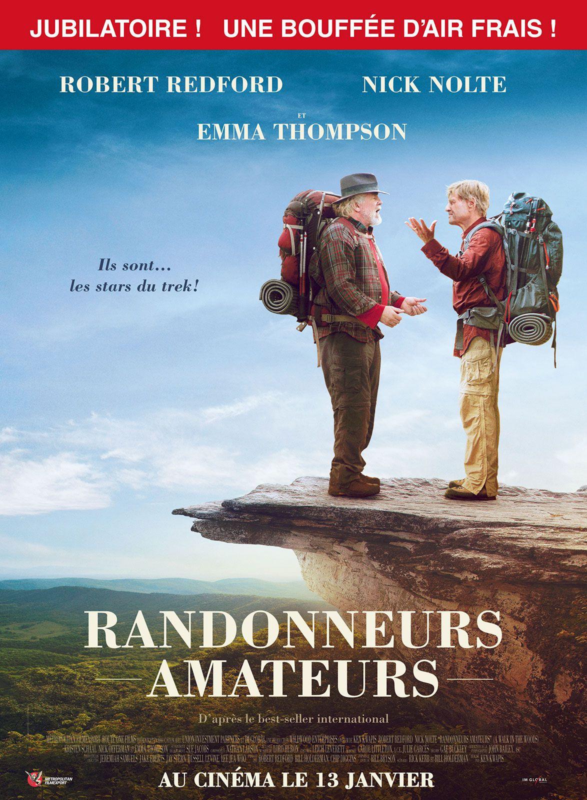 Randonneurs amateurs - Film (2015)