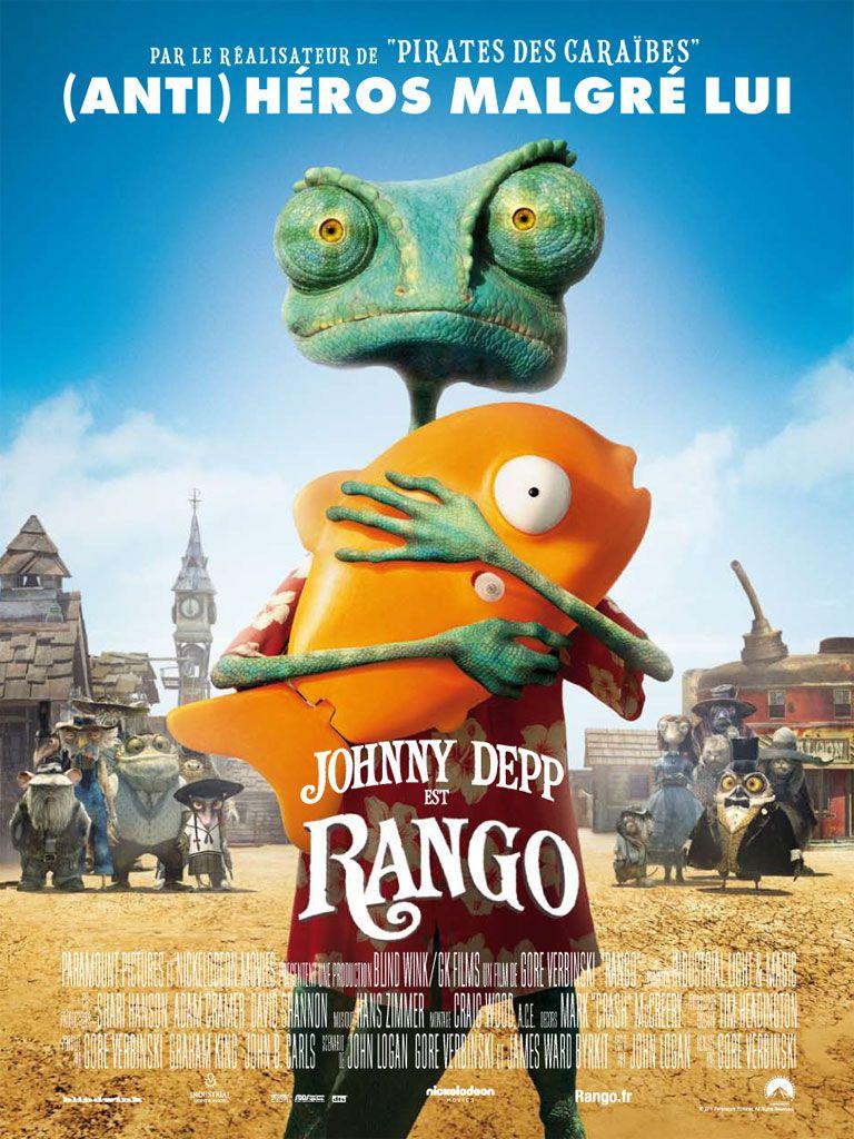 Rango - Long-métrage d'animation (2011)