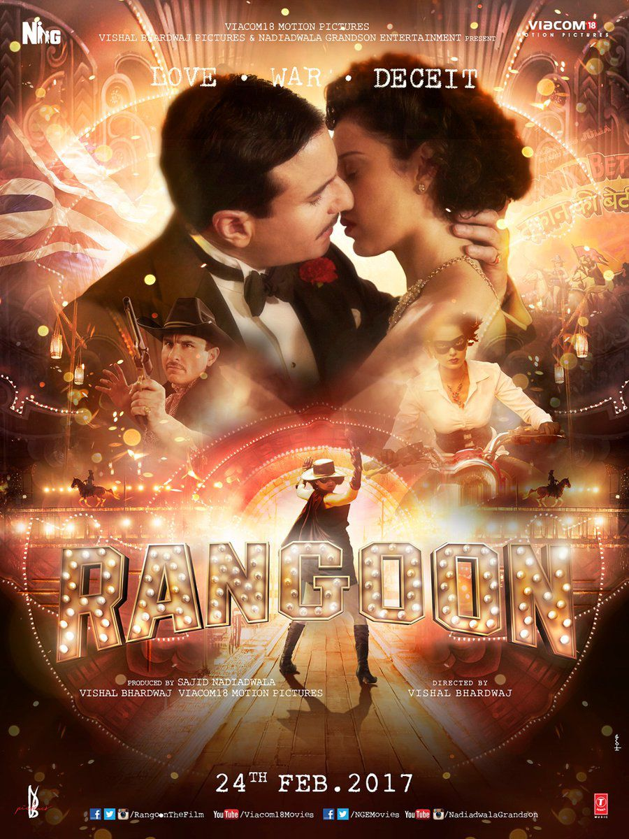 Rangoon - Film (2017)
