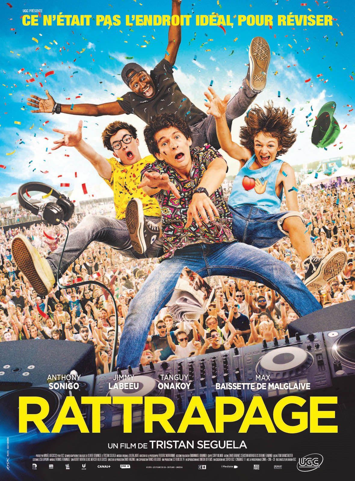 Rattrapage - Film (2017)