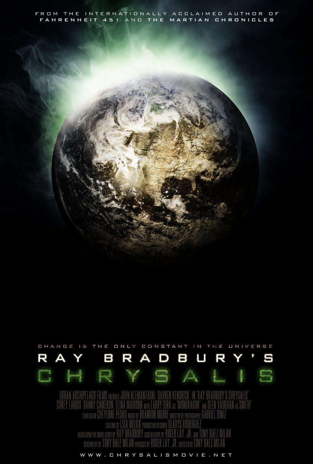 Ray Bradbury's Chrysalis - Film (2010)