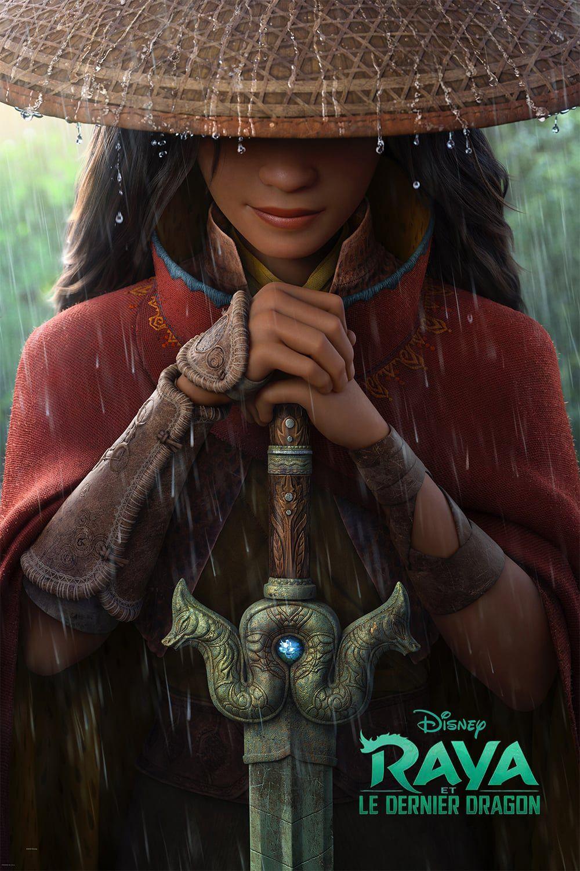 Raya et le dernier Dragon - Long-métrage d'animation (2021)