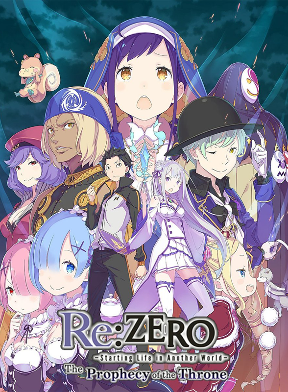 Re:ZERO - The Prophecy of the Throne (2021)  - Jeu vidéo