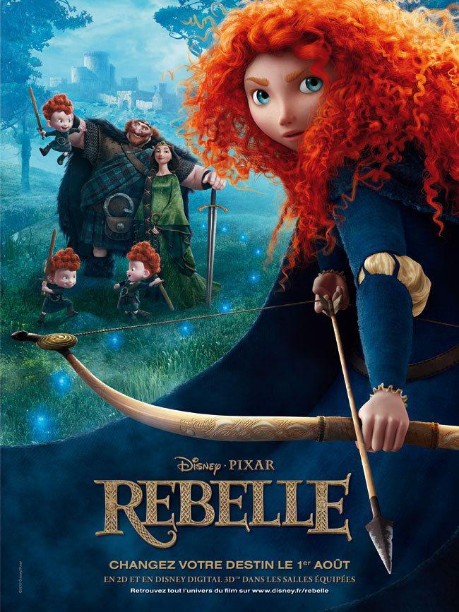 Rebelle - Long-métrage d'animation (2012)