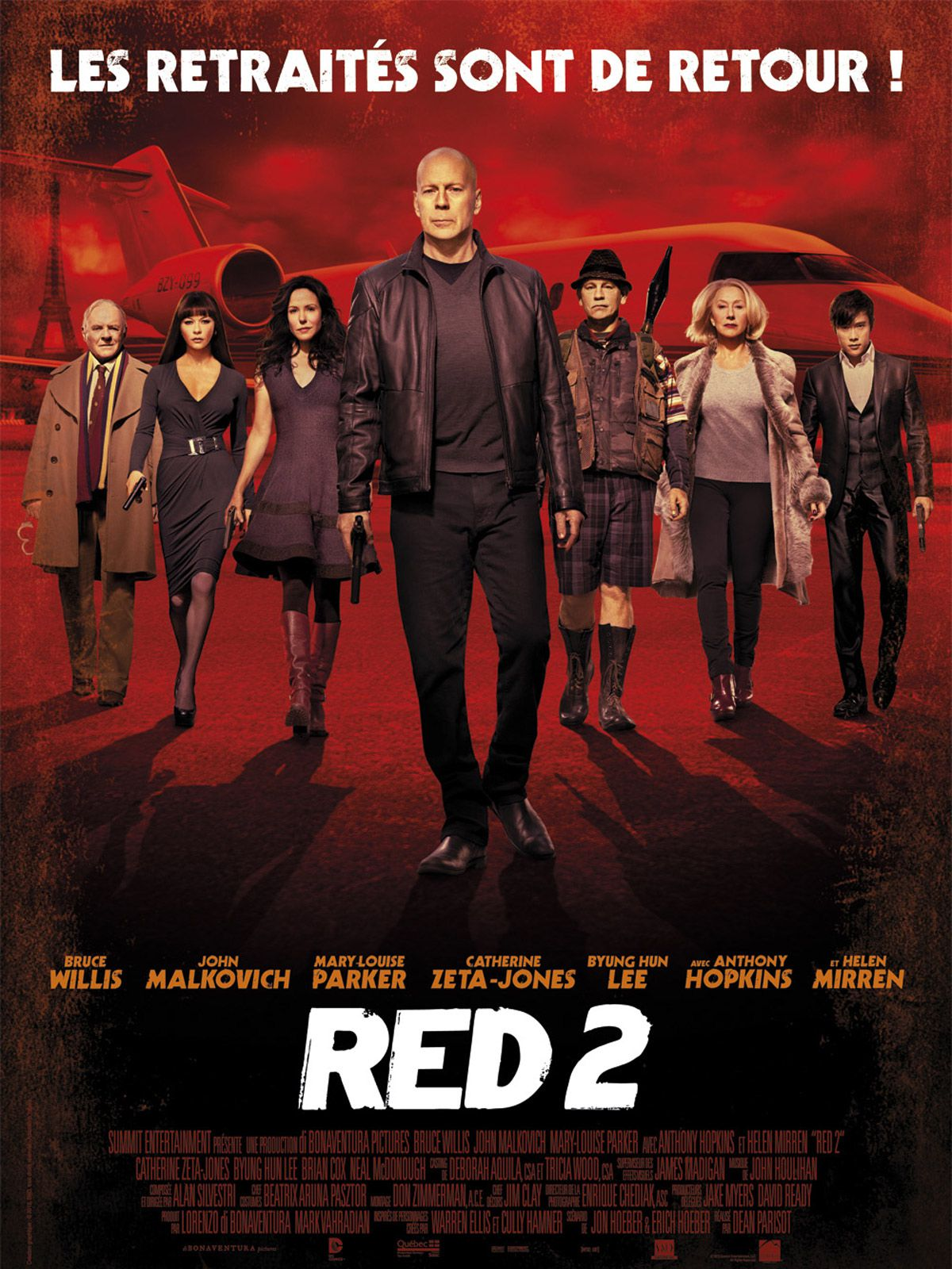 Red 2 - Film (2013)