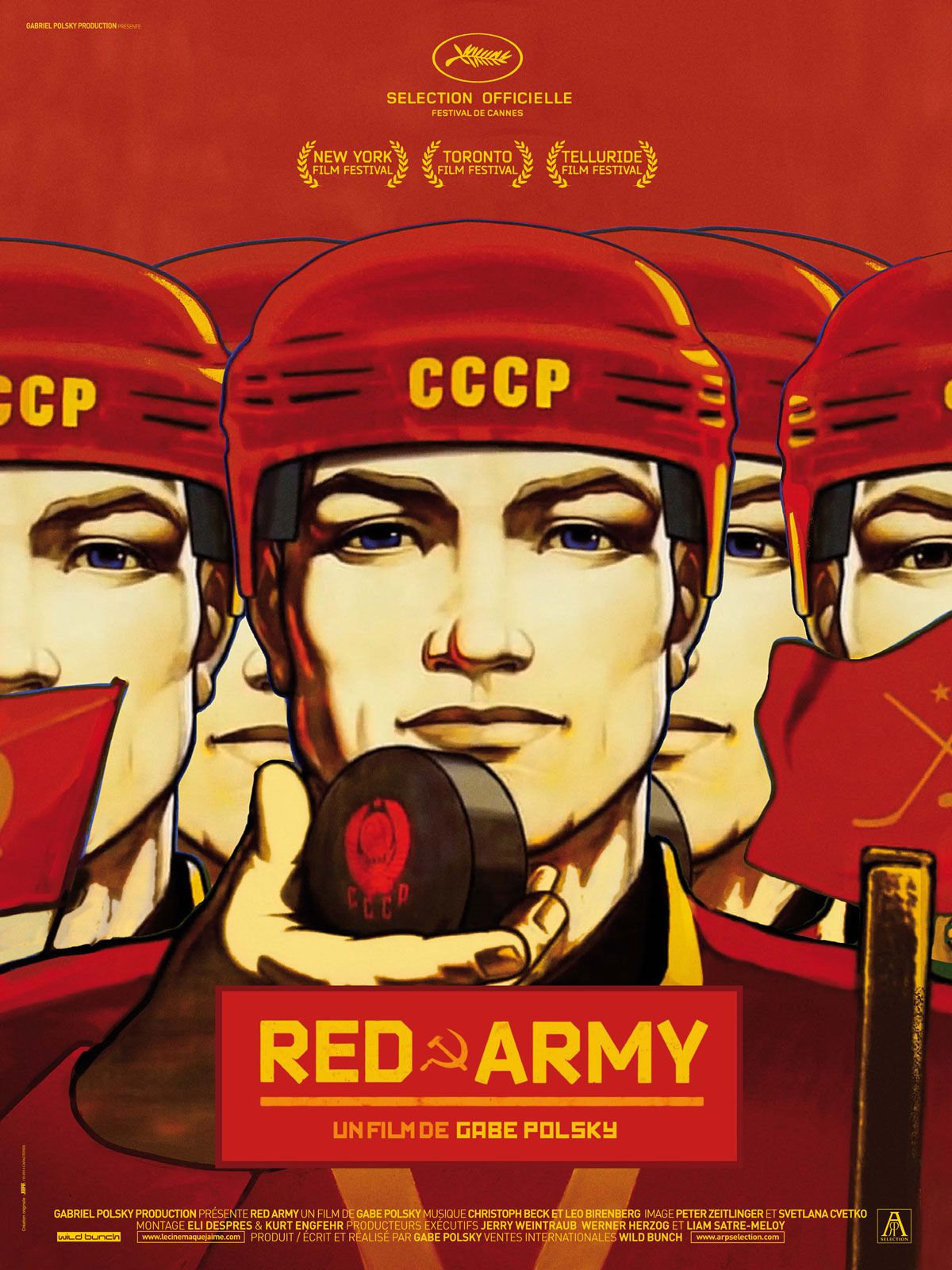 Red Army - Documentaire (2015)