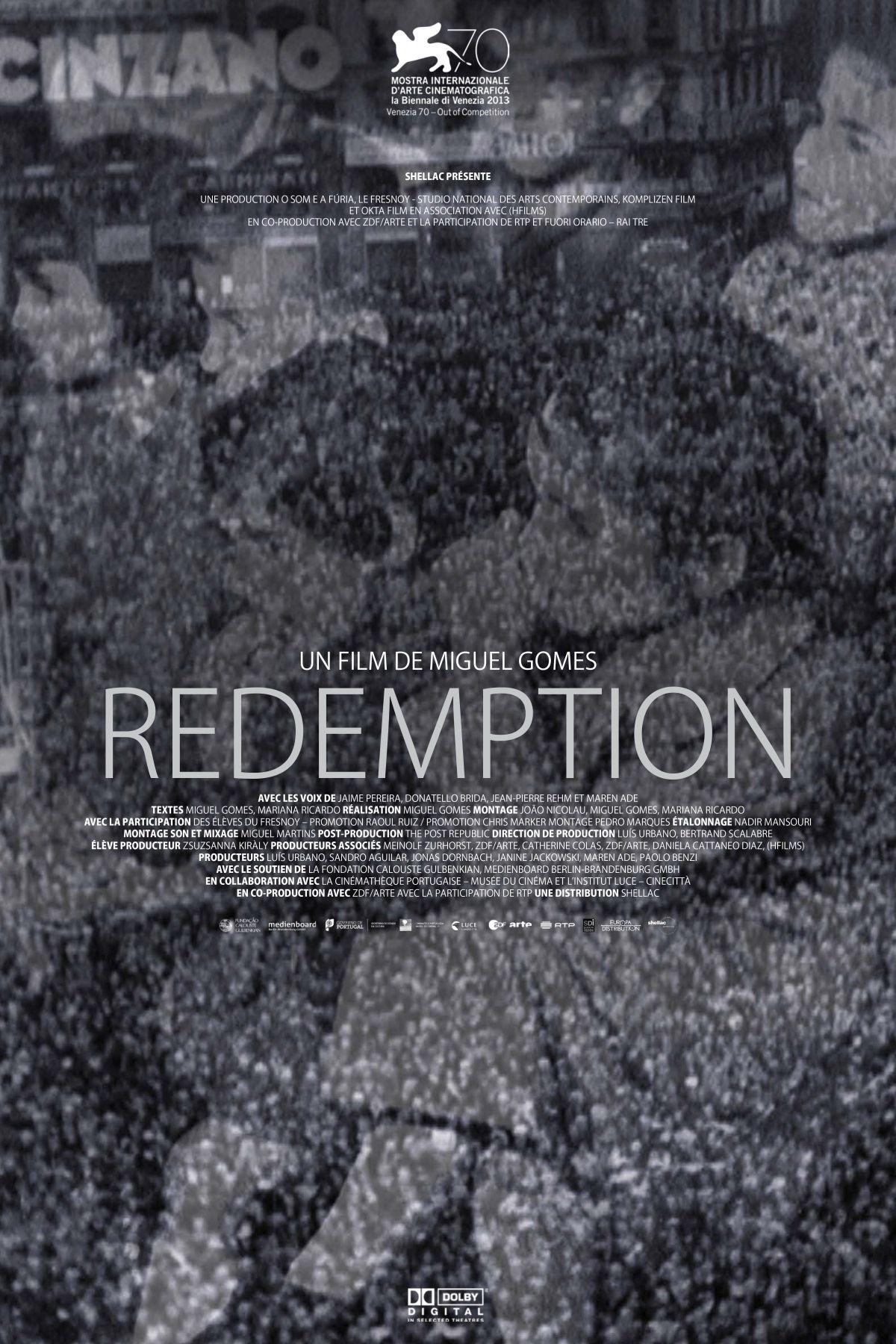 Redemption - Documentaire (2013)