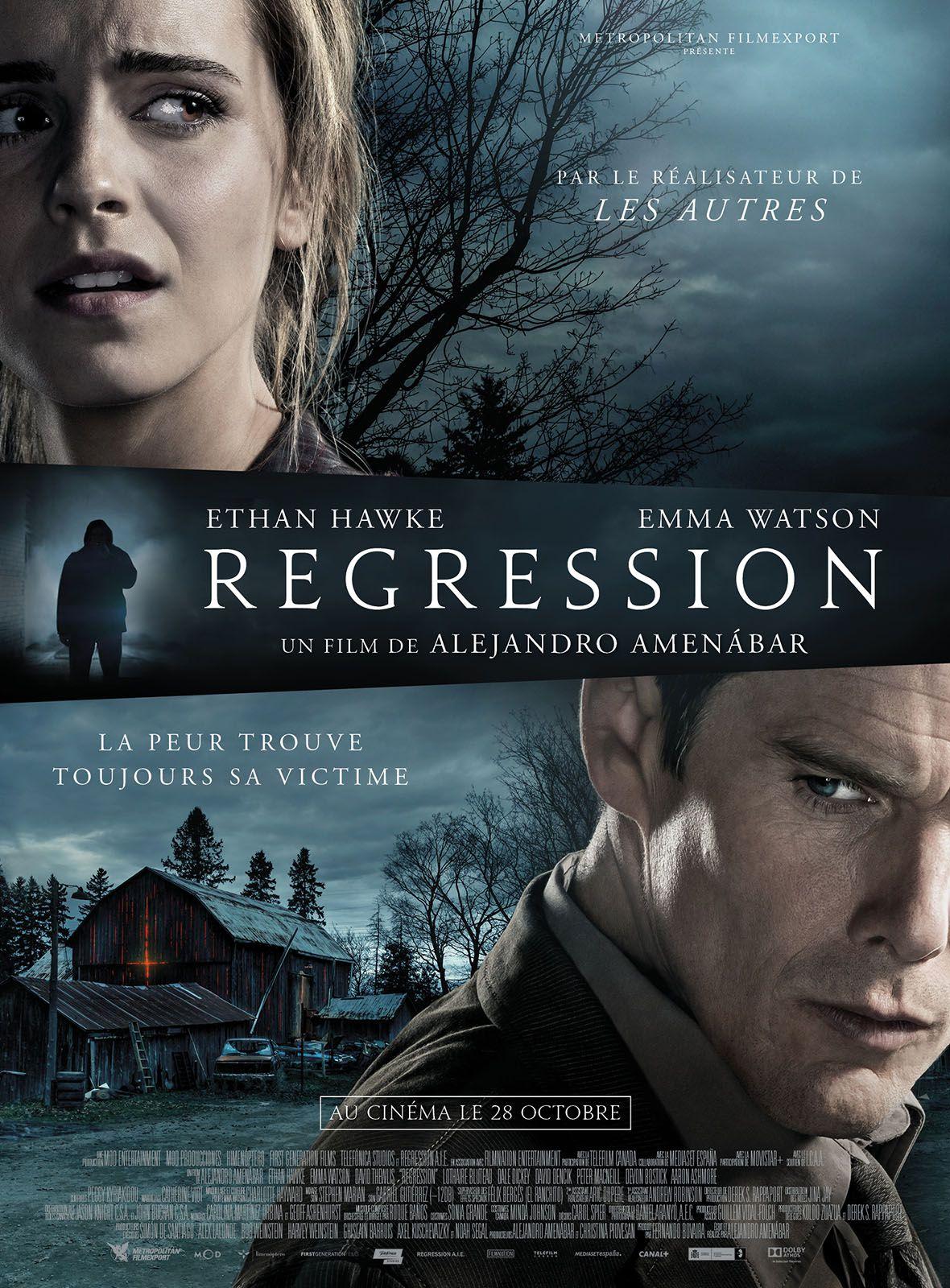 Regression - Film (2015)