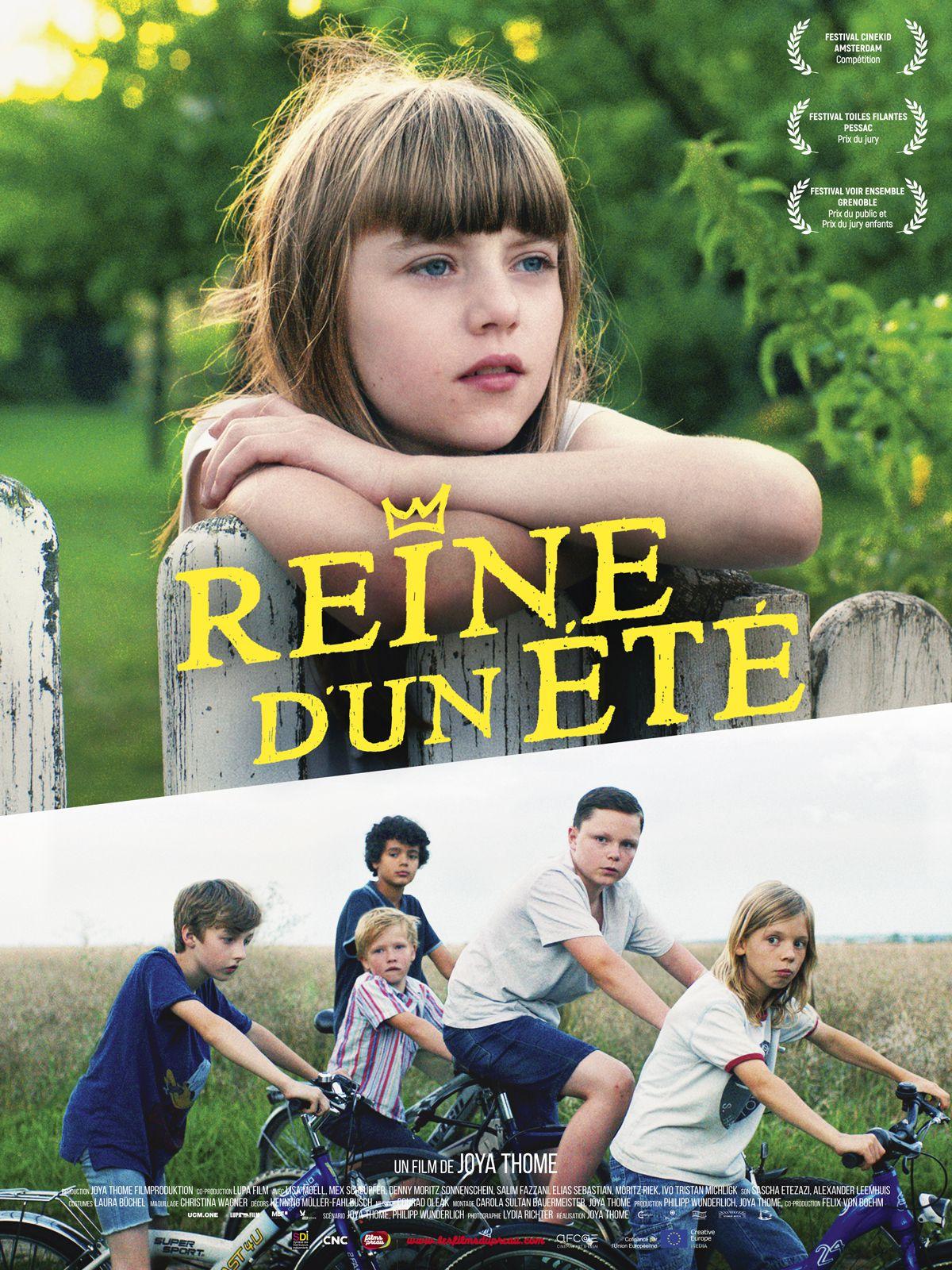 Reine d'un été - Film (2018)