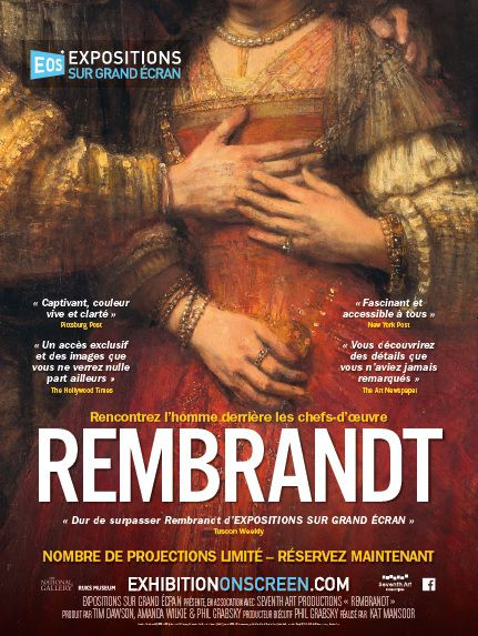 Rembrandt - Documentaire (2016)