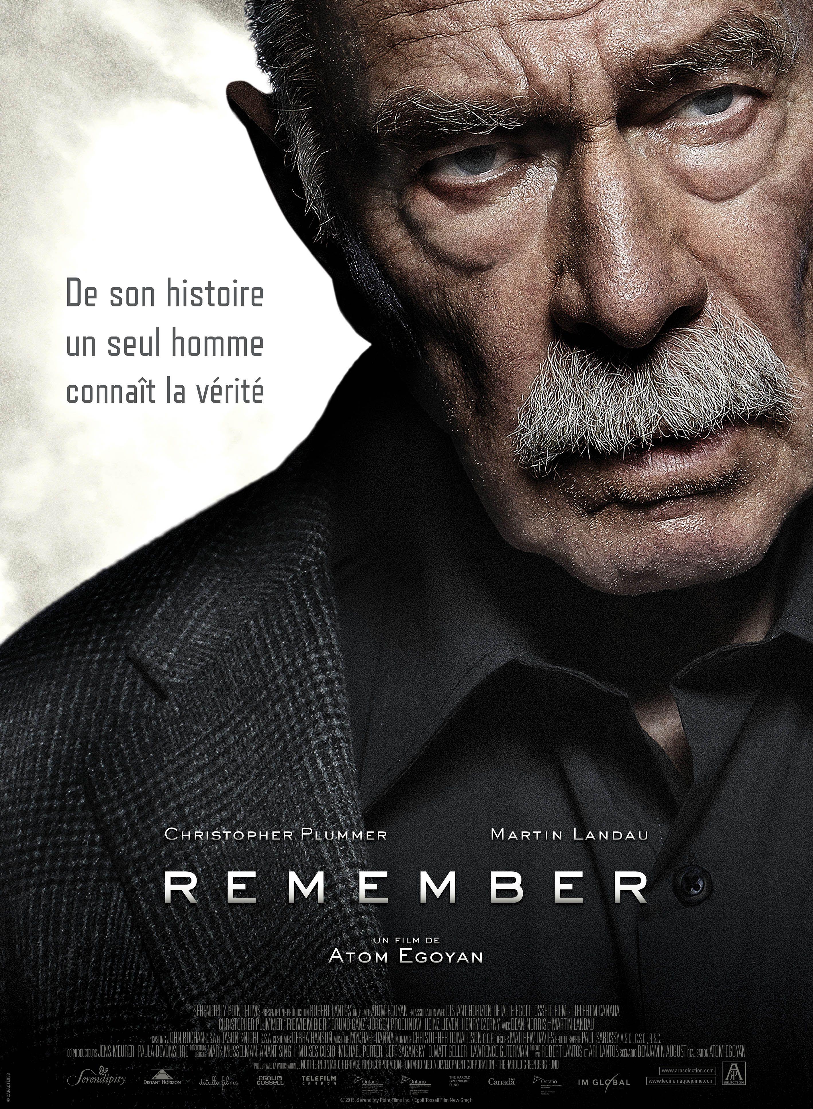 Remember - Film (2015)