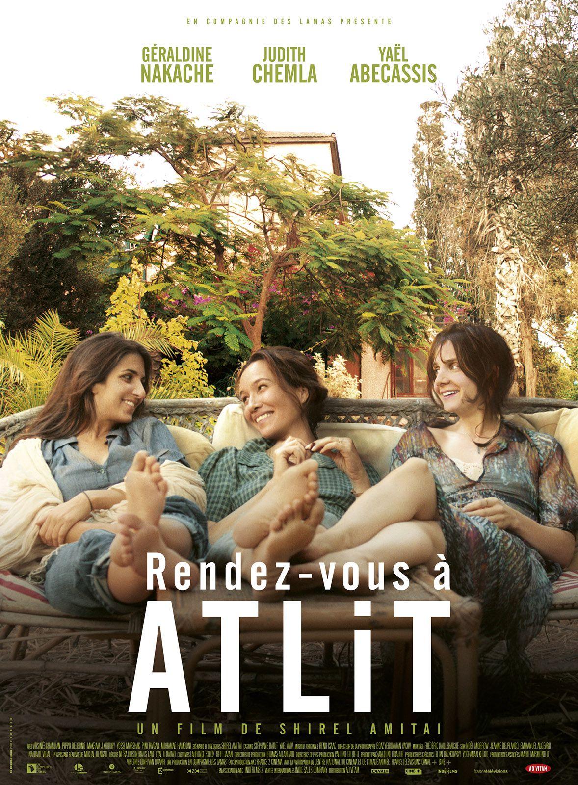 Rendez-vous à Atlit - Film (2015)