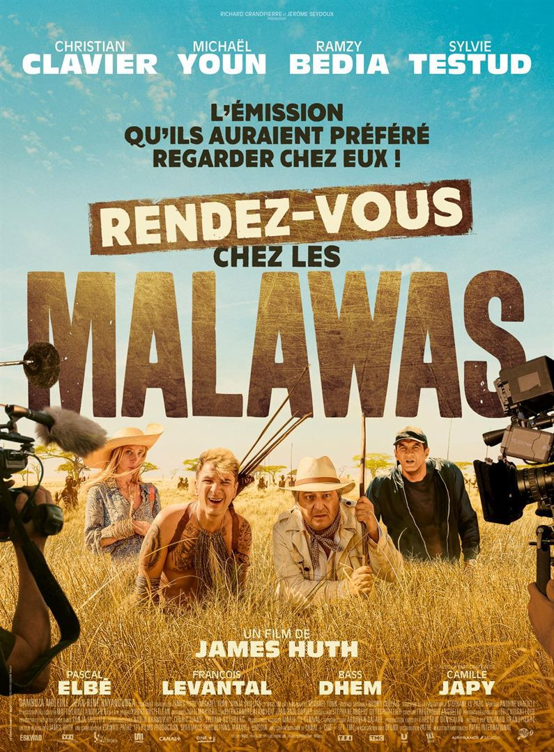 Rendez-vous chez les Malawas - Film (2019)