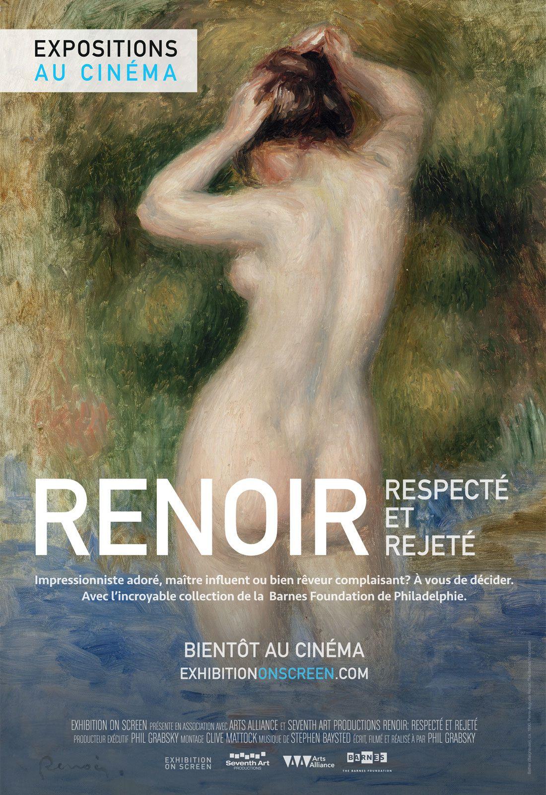 Renoir : respecté et rejeté - Documentaire (2016)