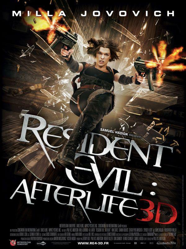 Resident Evil : Afterlife - Film (2010)