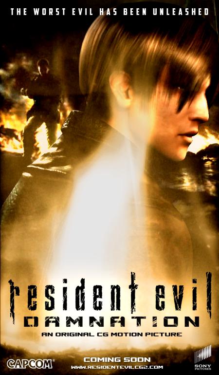 Resident Evil : Damnation - Long-métrage d'animation (2012)