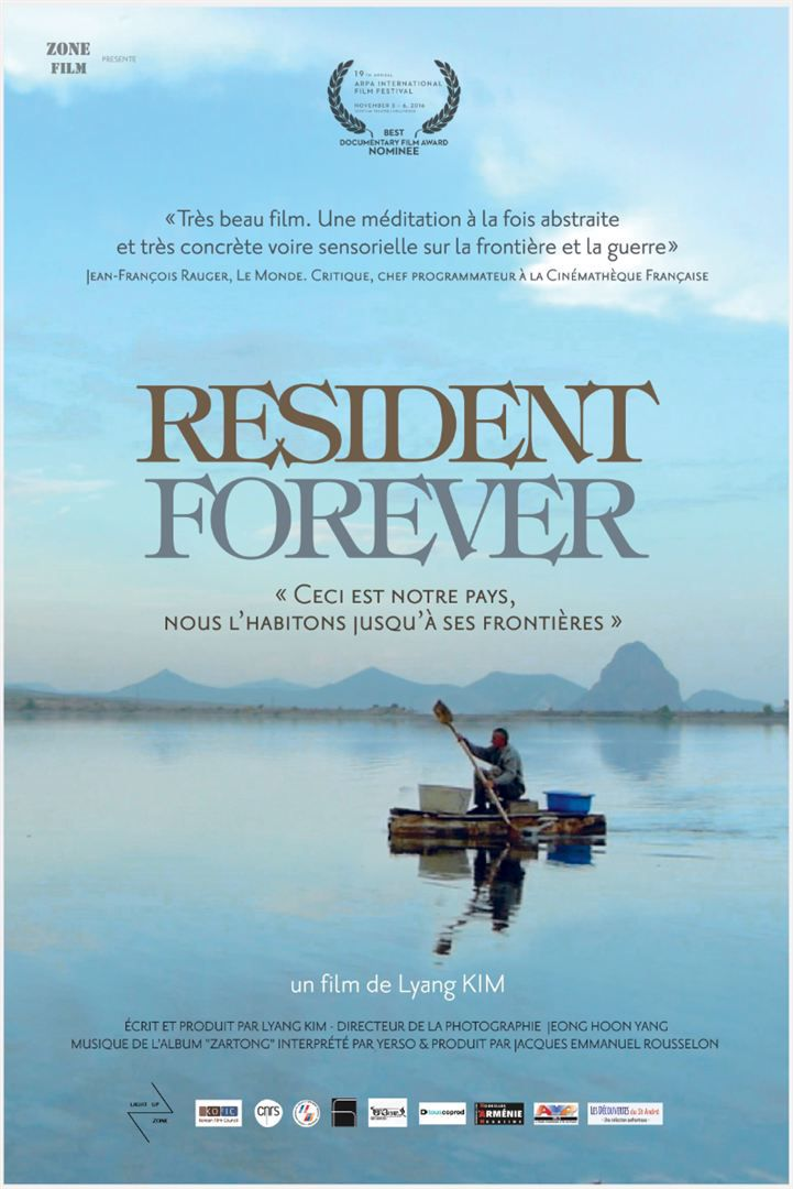 Resident Forever - Documentaire (2017)