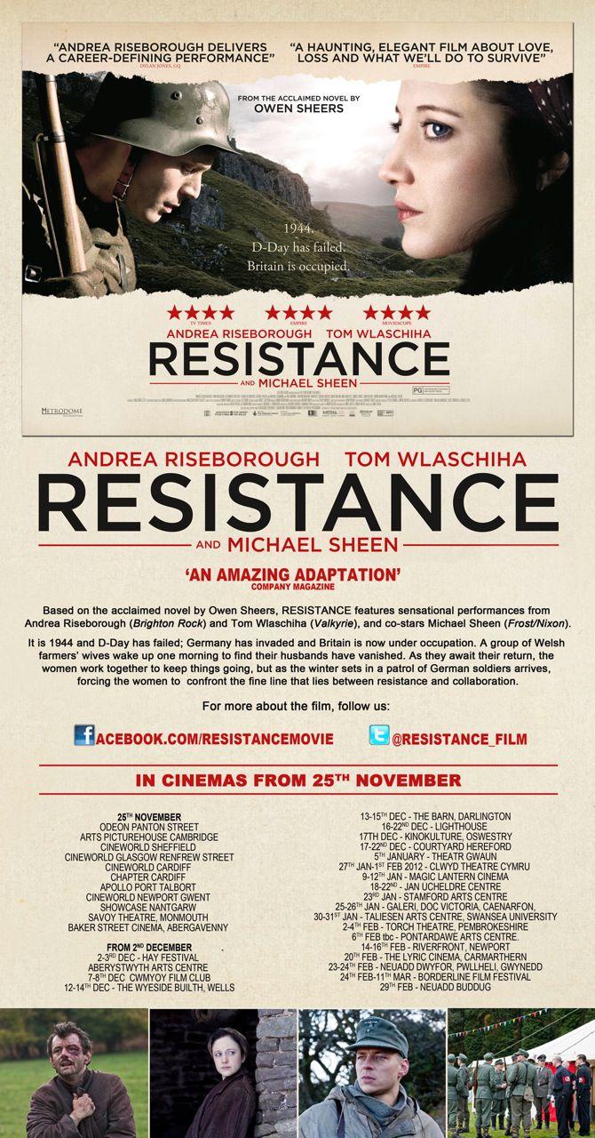Resistance - Film (2011)