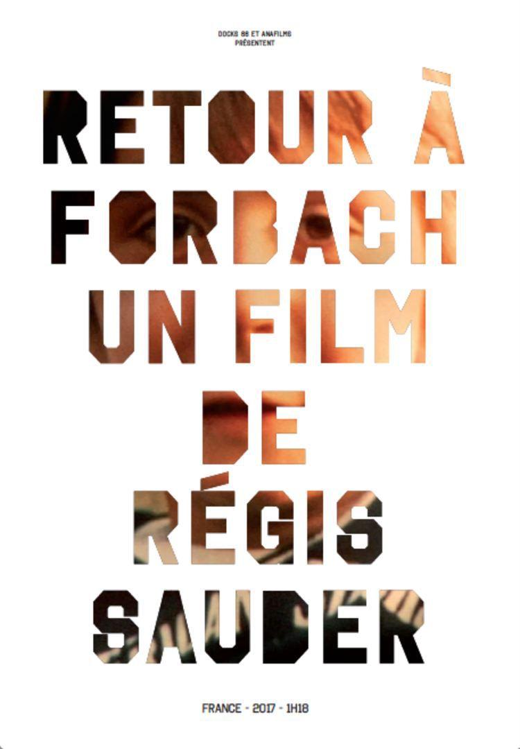 Retour à Forbach - Film (2017)